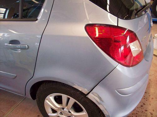 Buiting Motors - Plaatwerk Wagen
