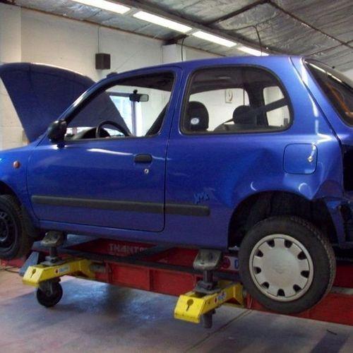 Buiting Motors - Richten Auto